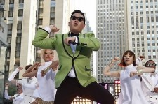 Psy is First Korean Artist to Perform at the MTV EMA's