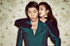 Lee Jun Ki Elle Magazine June 2015 Photoshoot