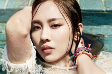 miss A Fei Elle Magazine June 2015 Issue Photoshoot Fashion