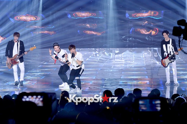N.Flying [Awesome] at SBS MTV 'THE SHOW All About K-pop'key=>2 count11