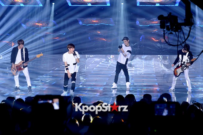 N.Flying [Awesome] at SBS MTV 'THE SHOW All About K-pop'key=>5 count11