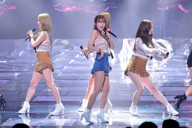 Kara [Starlight, CUPID] at SBS MTV 'THE SHOW All About K-pop'key=>1 count10