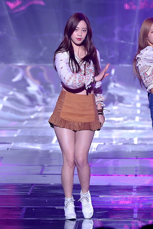 Kara [Starlight, CUPID] at SBS MTV 'THE SHOW All About K-pop'key=>4 count10