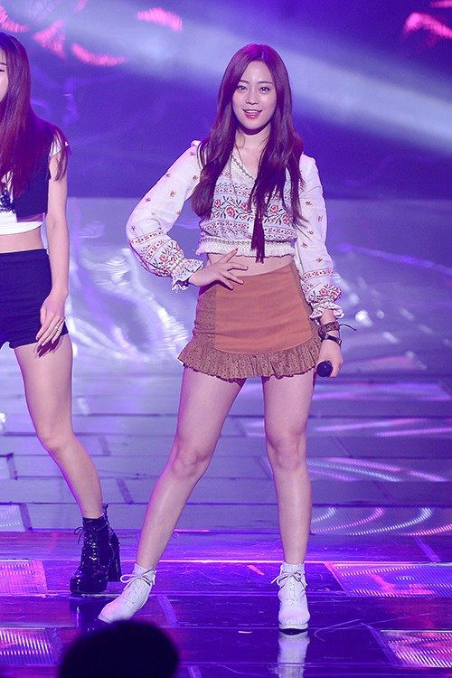 Kara [Starlight, CUPID] at SBS MTV 'THE SHOW All About K-pop'key=>9 count10