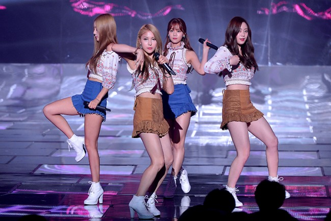Kara [Starlight, CUPID] at SBS MTV 'THE SHOW All About K-pop'key=>0 count10