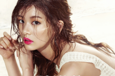 Korean Actress Jung So Min Sure Magazine July 2015 Photoshoot Makeup