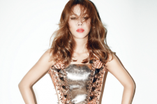 Uhm Jung Hwa Elle Magazine June 2015