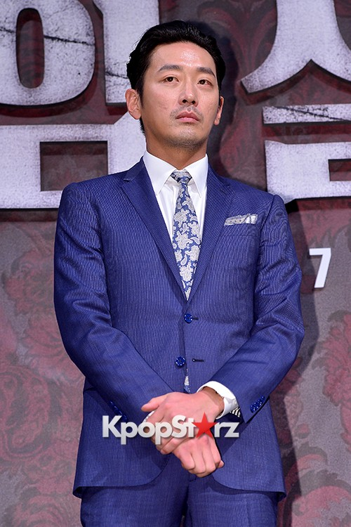 Press Conference of Upcoming Film 'Assassination'key=>2 count7