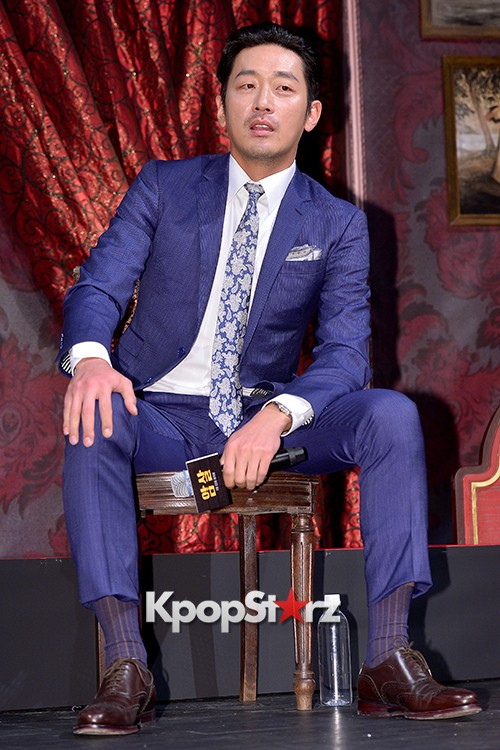 Press Conference of Upcoming Film 'Assassination'key=>4 count7