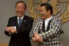 UN Secretary General Ban Ki Moon Does