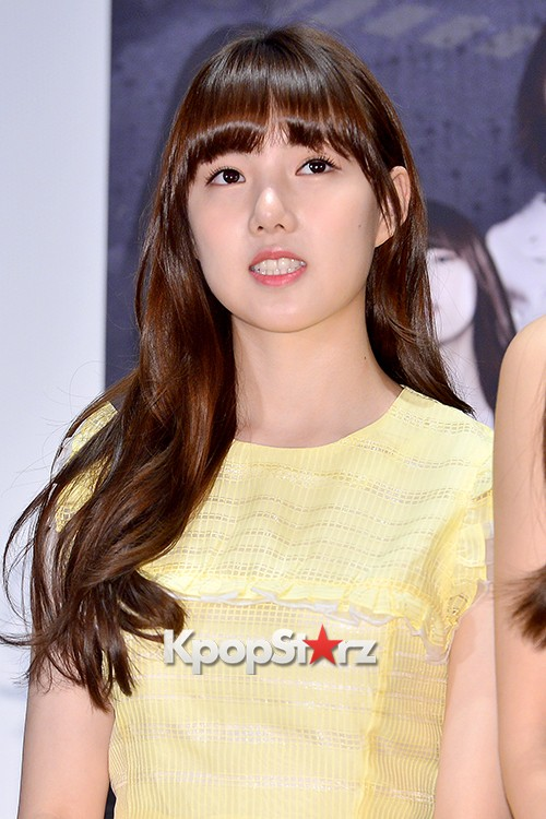 GFRIEND's Yerinn at a Press Conference of MBC Every1 'Her Secret Weapon'key=>0 count12
