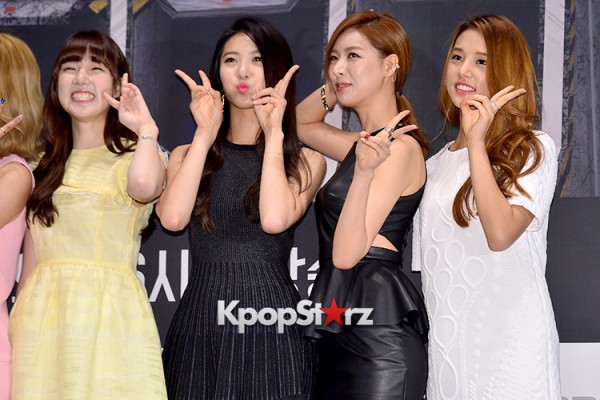 Press Conference of MBC Every1 'Her Secret Weapon'key=>0 count24