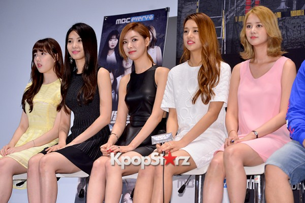 Press Conference of MBC Every1 'Her Secret Weapon'key=>10 count24