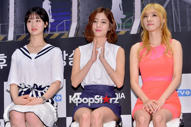 Press Conference of MBC Every1 'Her Secret Weapon'key=>13 count24