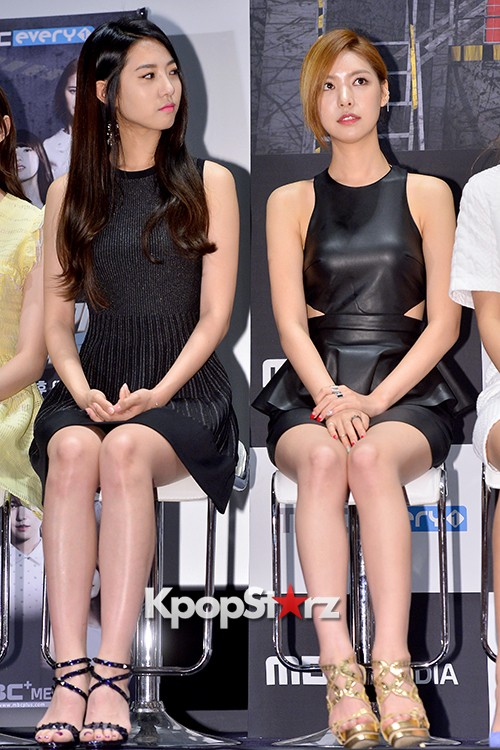 Press Conference of MBC Every1 'Her Secret Weapon'key=>14 count24