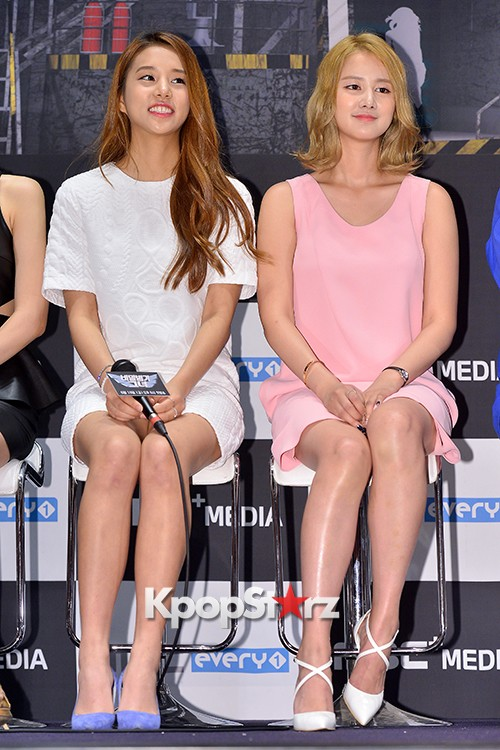 Press Conference of MBC Every1 'Her Secret Weapon'key=>17 count24