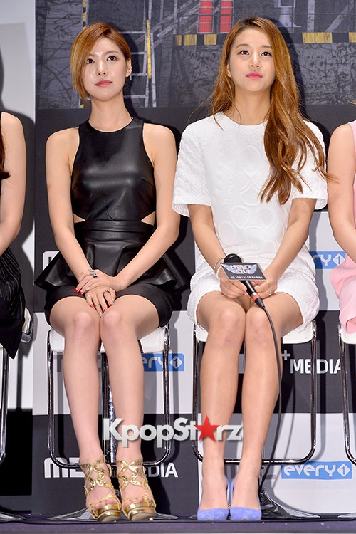 Press Conference of MBC Every1 'Her Secret Weapon'key=>18 count24
