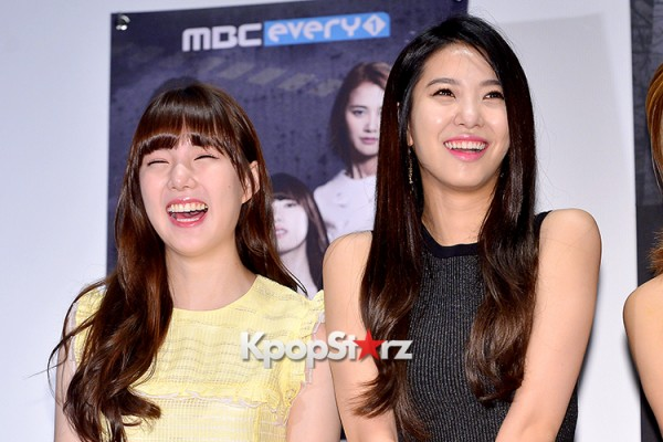 Press Conference of MBC Every1 'Her Secret Weapon'key=>19 count24