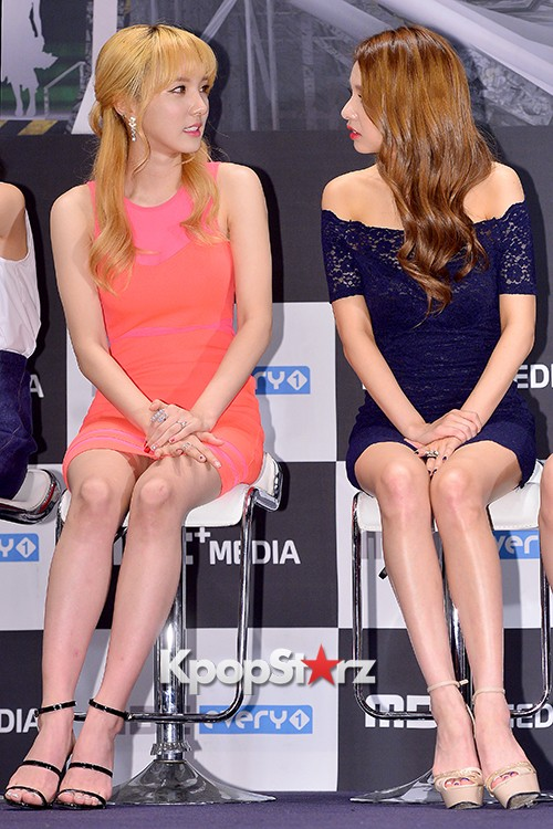 Press Conference of MBC Every1 'Her Secret Weapon'key=>20 count24