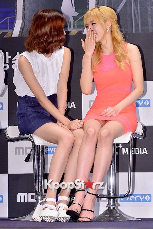Press Conference of MBC Every1 'Her Secret Weapon'key=>23 count24