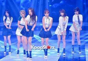 AOA [Heart Attack] at MBC Music Show Champion