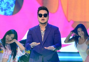 Kim Tae Woo [Lonely Funk] at MBC Music Show Champion
