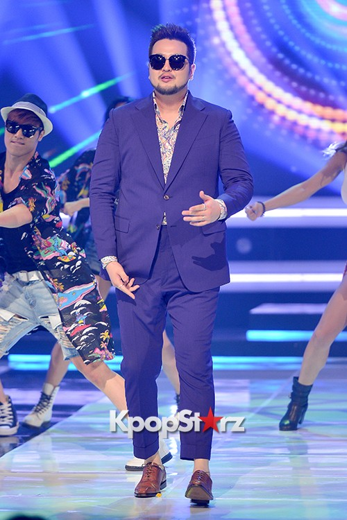 Kim Tae Woo [Lonely Funk] at MBC Music Show Championkey=>1 count13