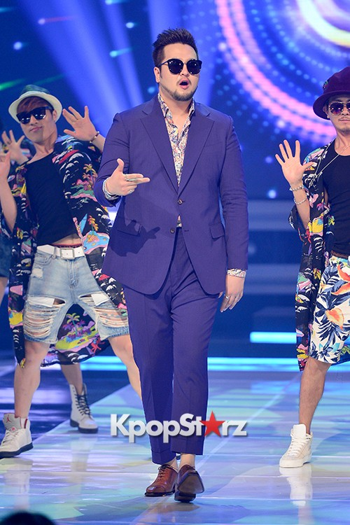 Kim Tae Woo [Lonely Funk] at MBC Music Show Championkey=>6 count13