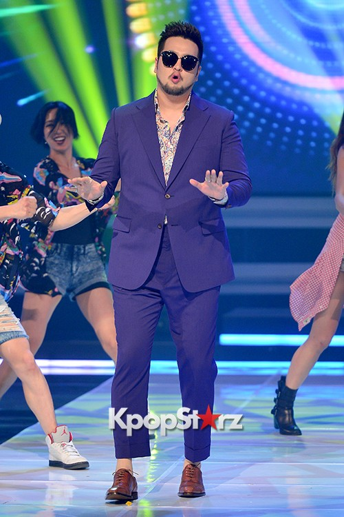 Kim Tae Woo [Lonely Funk] at MBC Music Show Championkey=>7 count13