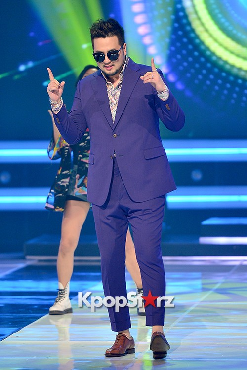 Kim Tae Woo [Lonely Funk] at MBC Music Show Championkey=>8 count13