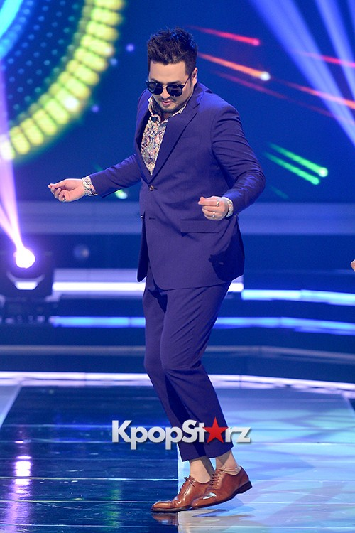 Kim Tae Woo [Lonely Funk] at MBC Music Show Championkey=>12 count13