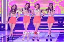MAMAMOO [Um Oh Ah Yeh] at MBC Music Show Champion