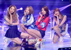 Melody Day [LoveMe] Melody Day at MBC Music Show Champion