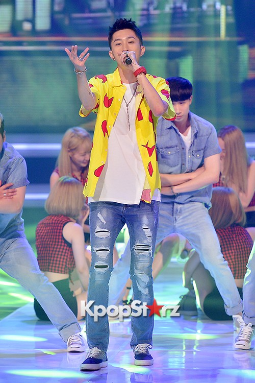 Sleepy [Cool Night] at MBC Music Show Championkey=>5 count13