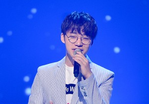 Hong Dae Kwang [With You] at MBC Music Show Champion