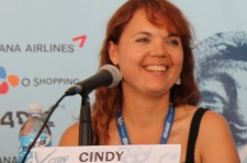 Cindy Zimmer at KCON 2014