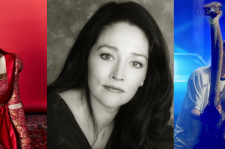Olivia Hussey Praises Block B and Girl's Day's Minah