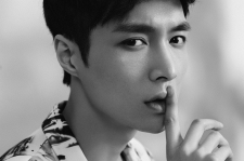 EXO Lay Easy Magazine July 2015 Photoshoot