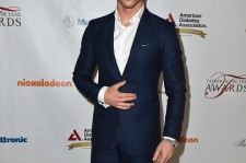 Nick Jonas at an American Diabetes Association event.