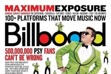 'World Star' Psy Featured on the Cover of Billboard Magazine