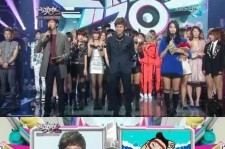 Psy Wins 'Music Bank' 7 Weeks in a Row