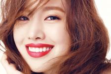 Korean Actress Jin Se Yeon Ceci Magazine July 2015 Photoshoot Makeup