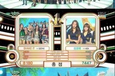 SISTAR beats AOA on the July 3 episode of 'Music Bank'