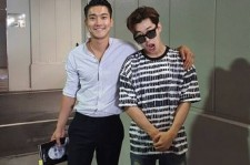 Siwon and Henry Super Junior