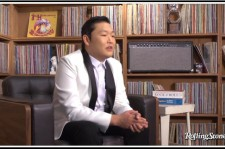 Psy Does An Interview with Rolling Stones