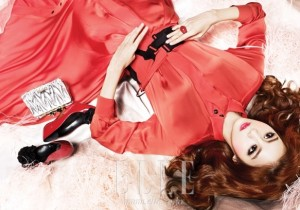 After School Uee ELLE Photoshoots