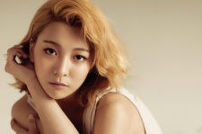 f(x) Luna Ceci Magazine 2015 Photoshoot Fashion