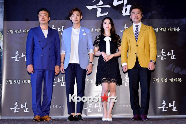 Press Conference of Upcoming Film 'The Piper'key=>2 count26