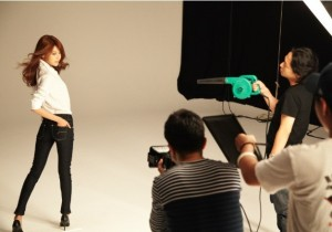 Girls Generation(SNSD) Behind The Scenes for G-Star Raw Japan 2013 S/S Shooting