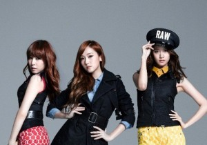 Girls Generation(SNSD) G-Star Raw Japan 2013 S/S Collection